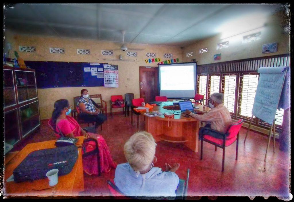 Pedagogy தொடர்பான கலந்துரையாடல்